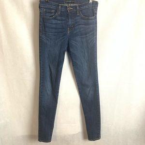 Flying Monkey dark wash skinny jean. Size 28